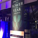 Big Boss Groove at the 2016 Rower of the Year Awards - Canberra Arboretum.